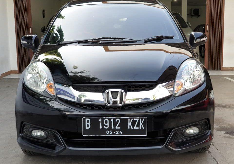 Honda Mobilio E CVT AT Thn 2014